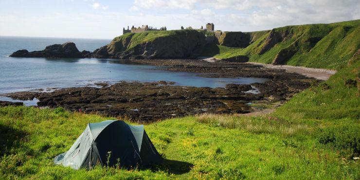Namiot a sprawa Szkocka