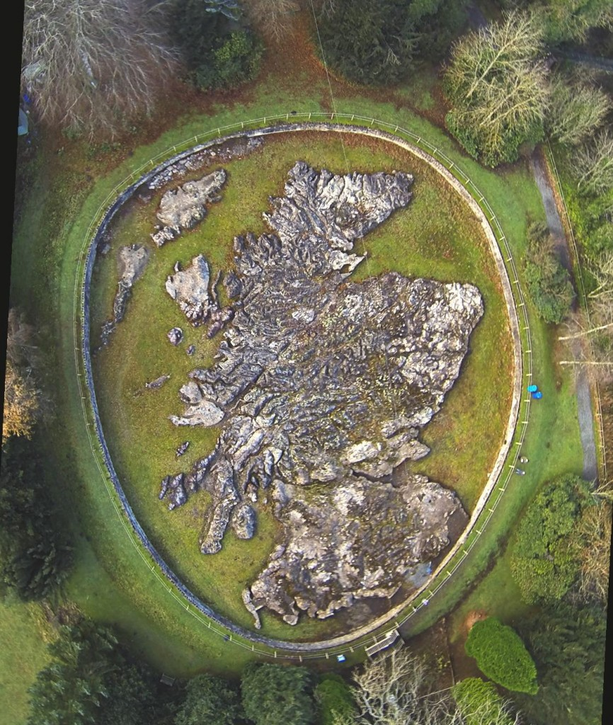 Mapa Scotland 4