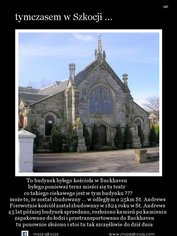 016 - kościół w Buckhaven