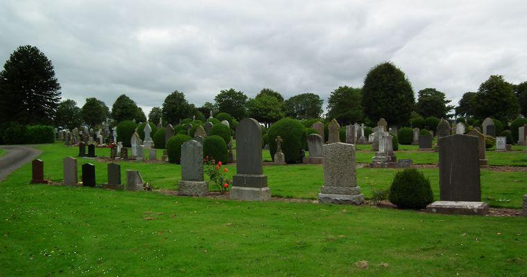 Arbroath – Eastern Cemetery Lodge