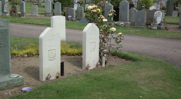Carnoustie – Shanwell Cemetery
