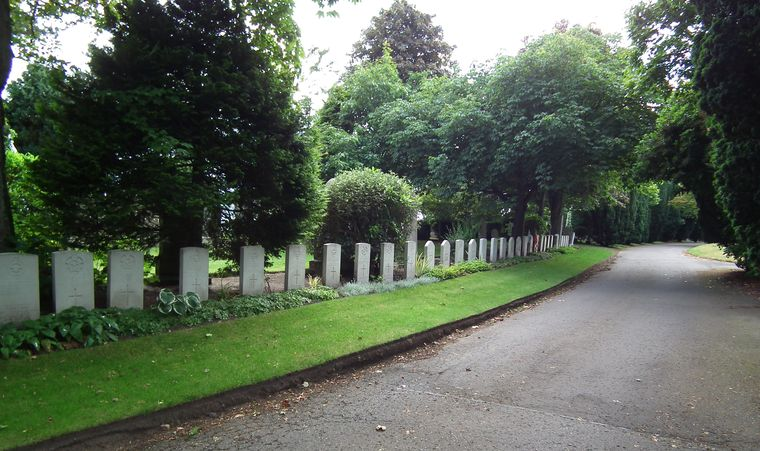 Montrose – Sleepyhillock Cemetery