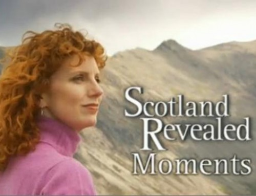 Scotland Revealed : Moments