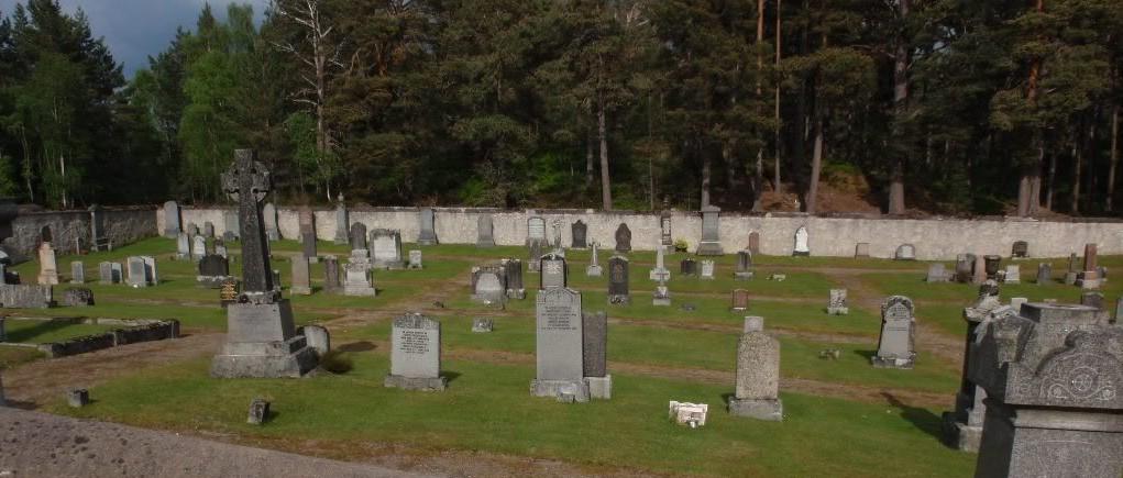Carrbridge Cemetery