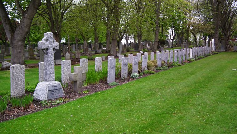 Dunfermline – Cemetery