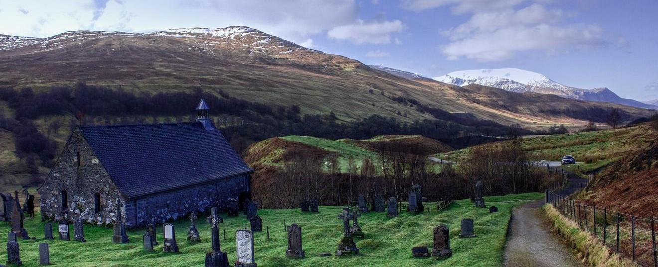Cille Choirill Graveyard
