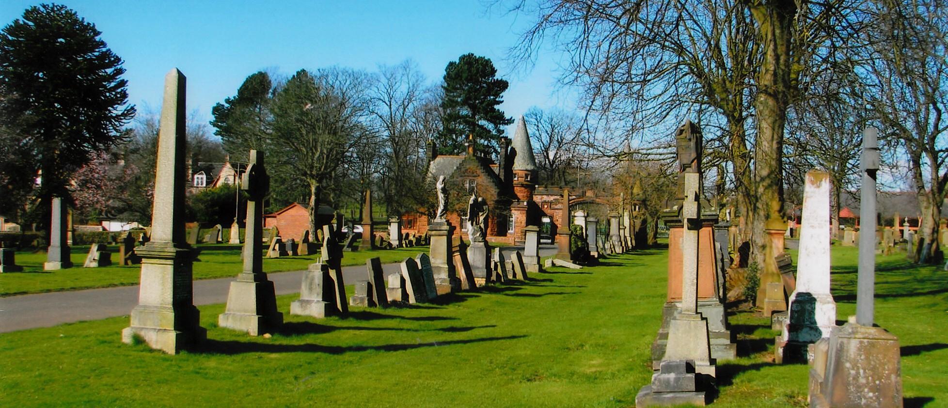 Kilmarnock – Cemetery