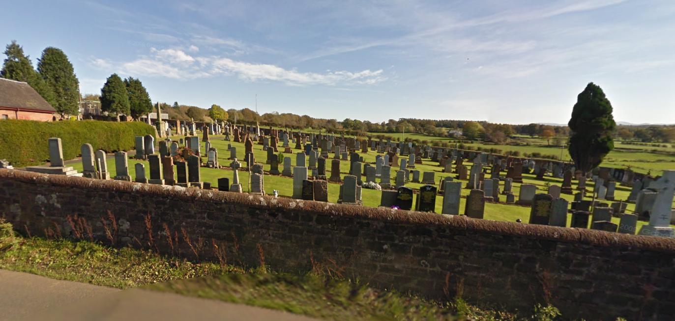Mauchline Cemetery