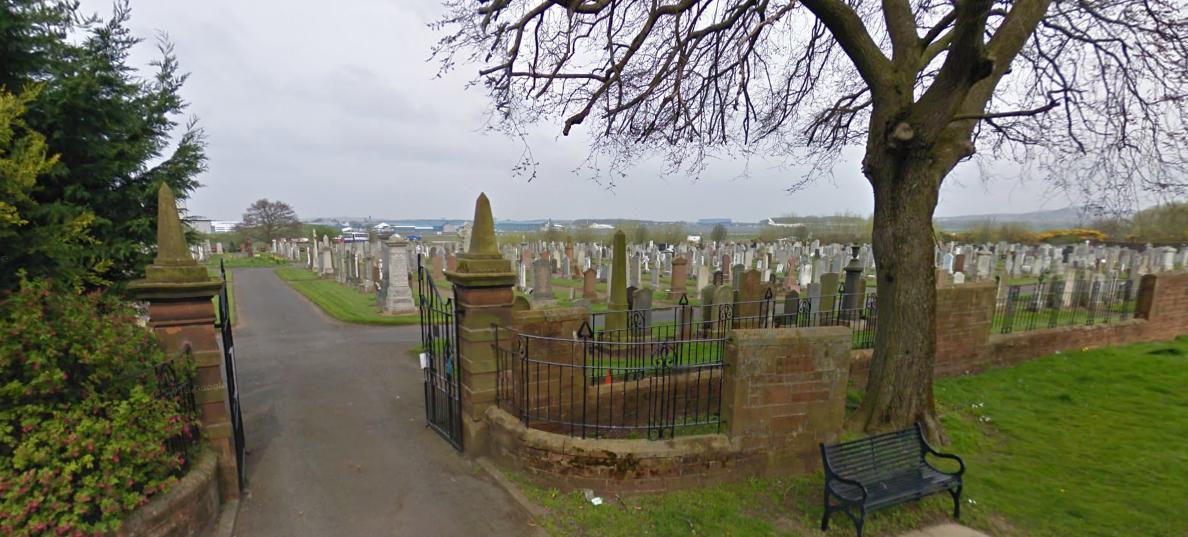 Prestwick – Monkton and Prestwick Cemetery