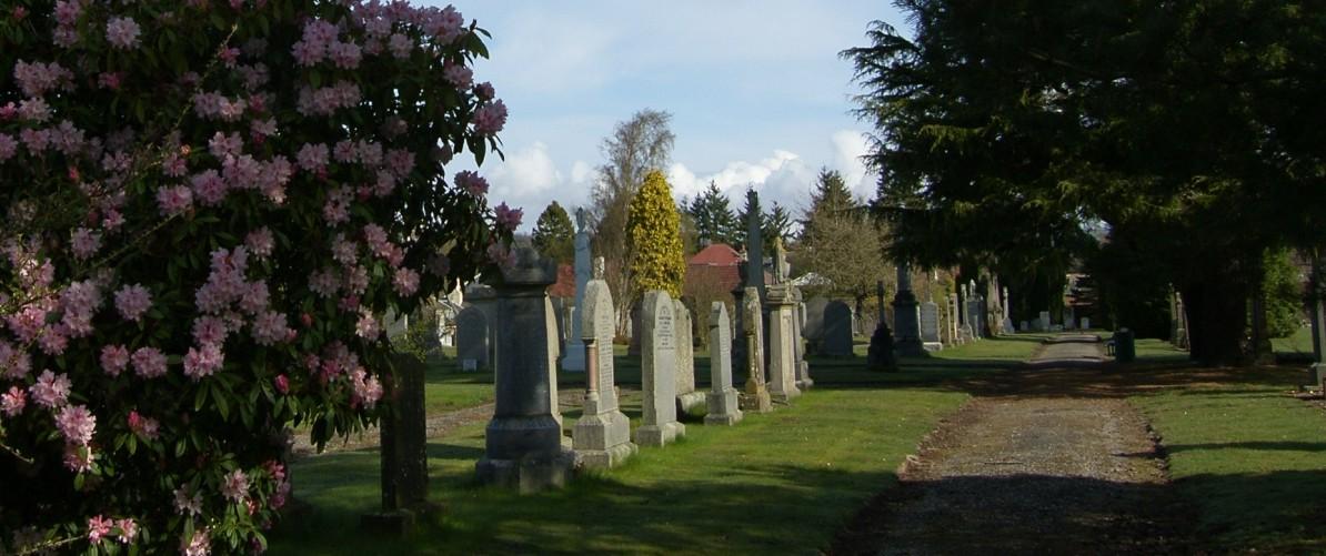 Blairgowrie – Cemetery