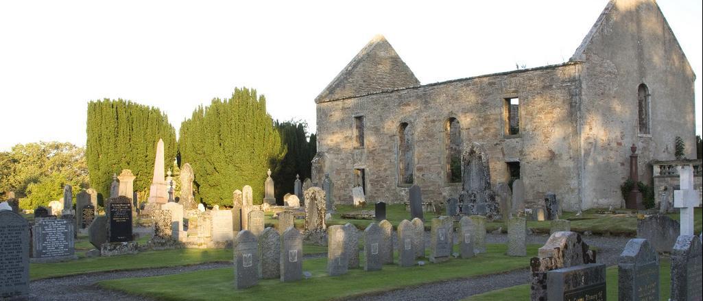 Evanton – Kiltearn Parish Churchyard