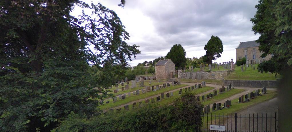 Petty – Parish Churchyard