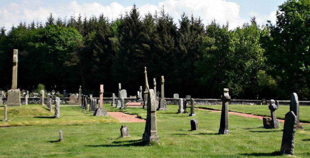 Lanark – St Mary's RC Cemetery
