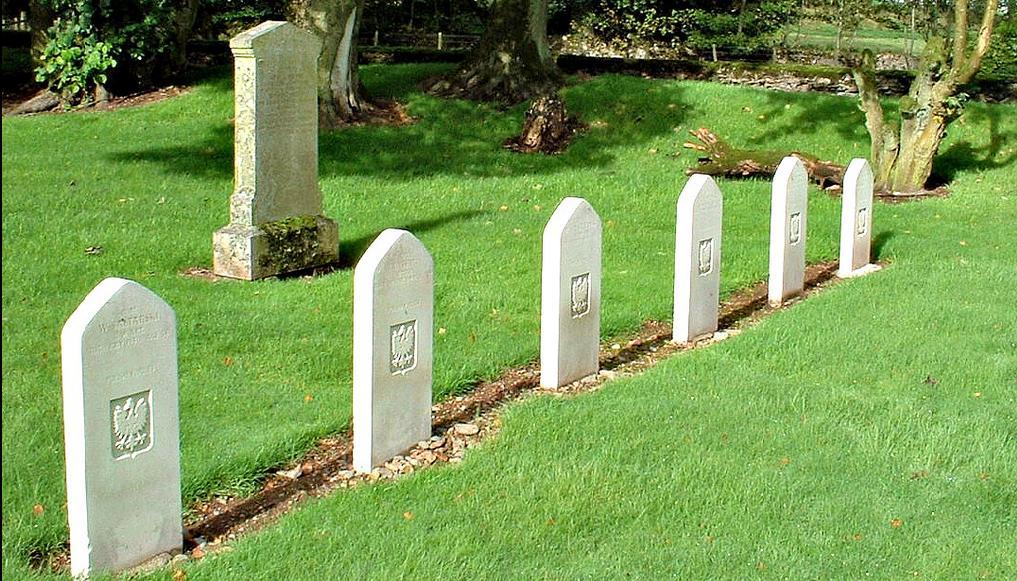 Symington – Cemetery