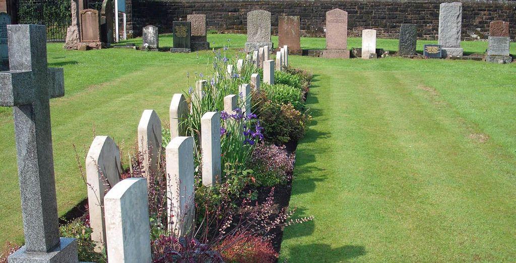 Dumfries – St. Andrew's Cemetery