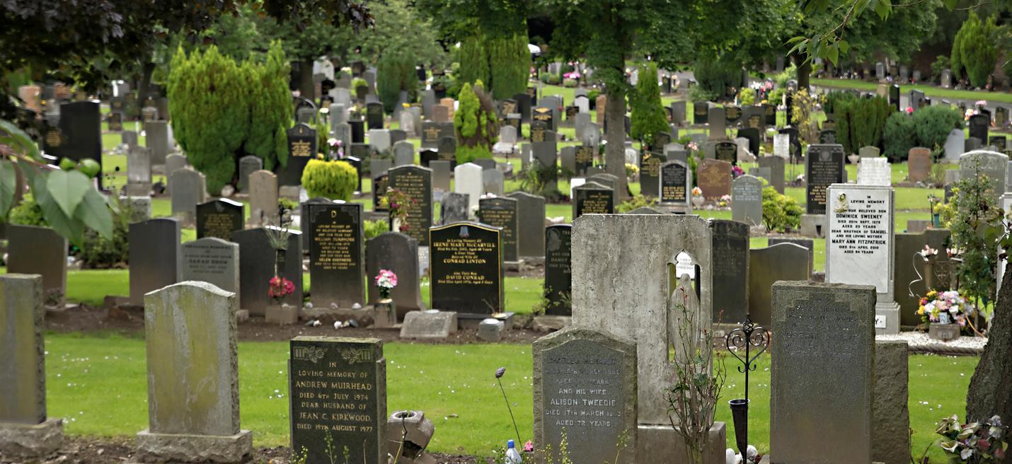 Falkirk – Camelon Cemetery