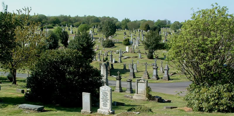 Glasgow – St Kentigern's RC Cemetery