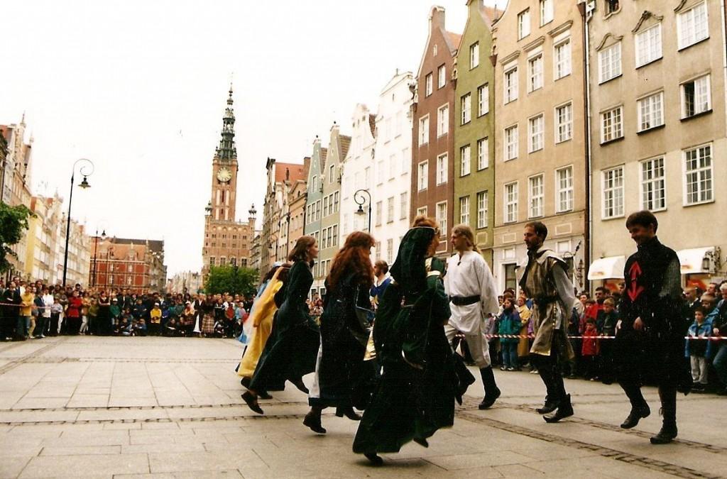 tance w Gdansku