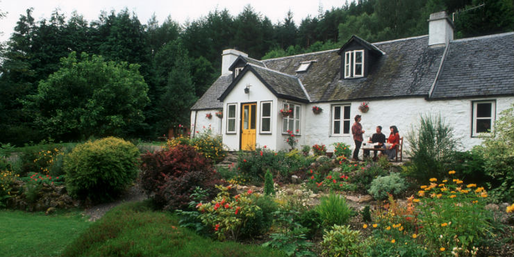 Drynachan Cottage Bed and Breakfast