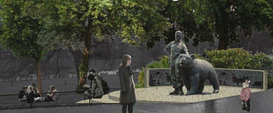 pomóżmy zbudować  pomnik Wojtka !