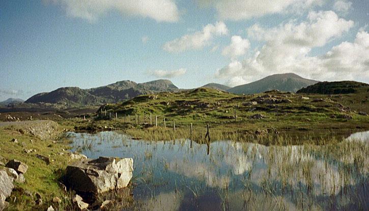Uig Loch na wyspie Lewis - za: Andrew Dunn Wikipedia