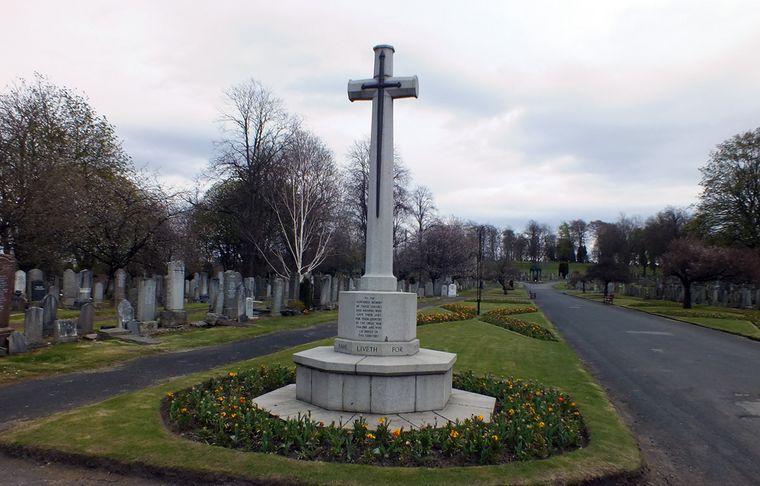 Paisley – Hawkhead Cemetery