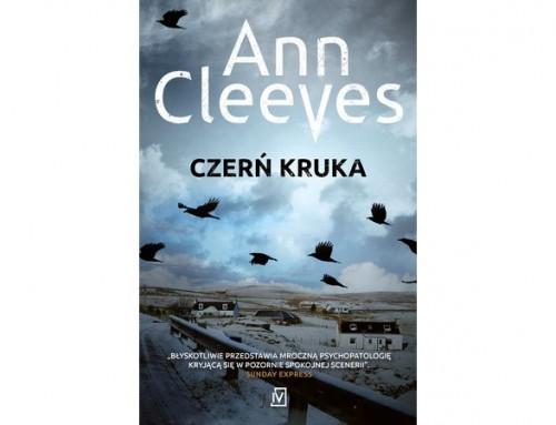 Czerń kruka – Ann Cleeves