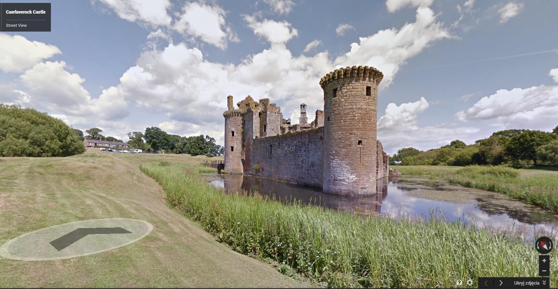 Caerlaverock Castle1