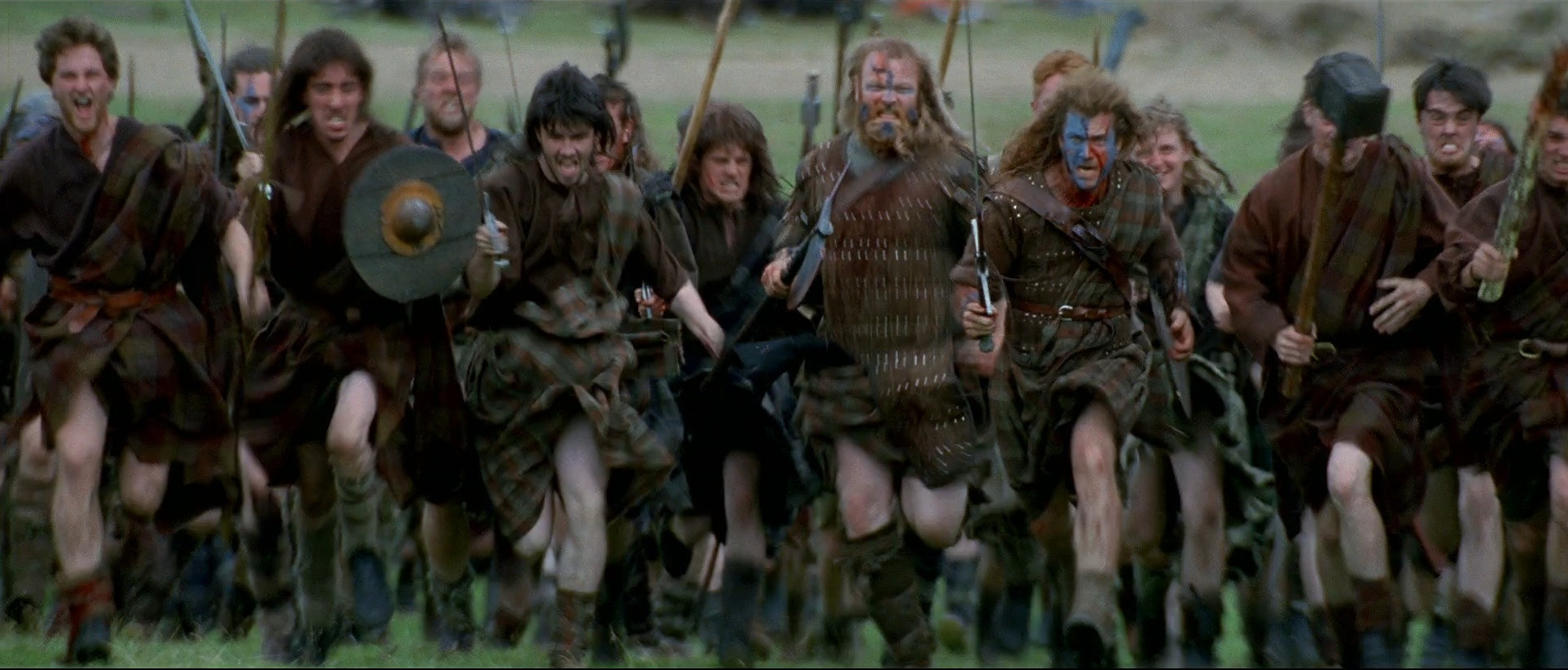 Braveheart-battle