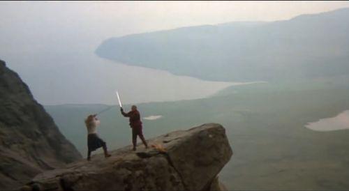 Cioch Buttress Highlander