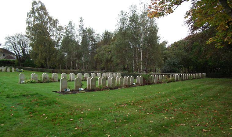 Edynburg – Corstophine Hill Cemetery