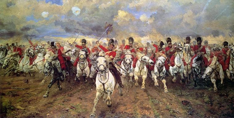 polsko-szkockie Waterloo