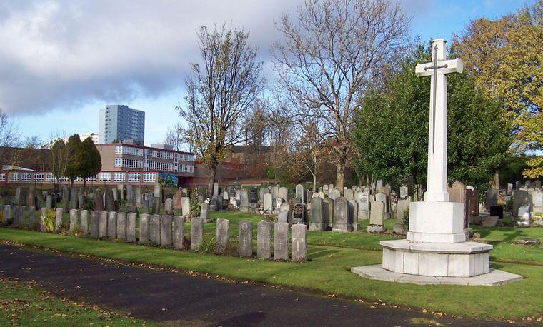 Glasgow – Cardonald Cemetery