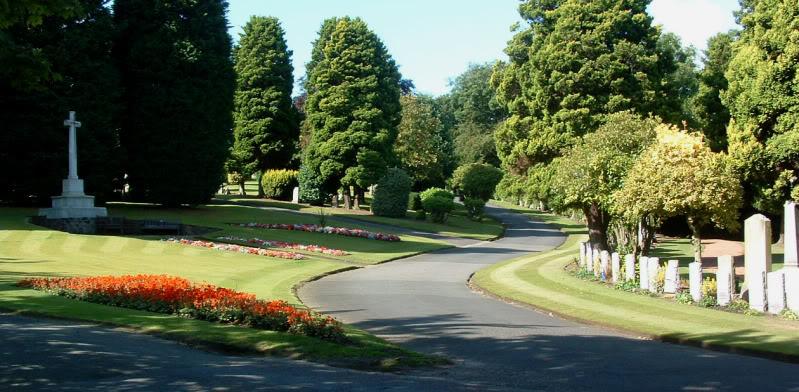 Grangemouth -Grandsable Cemetery