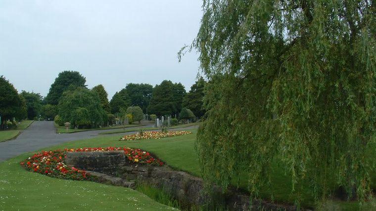 Stenhousemuir – Larbert Cemetery