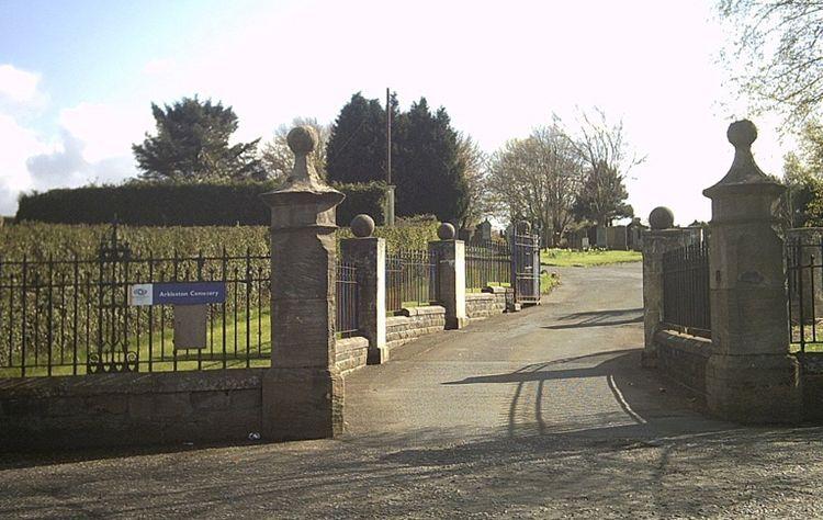 Renfrew – Arkleston Cemetery