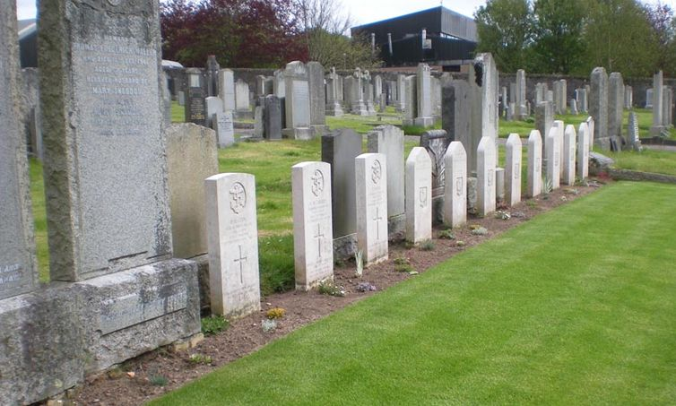 Rothesay – Cemetery