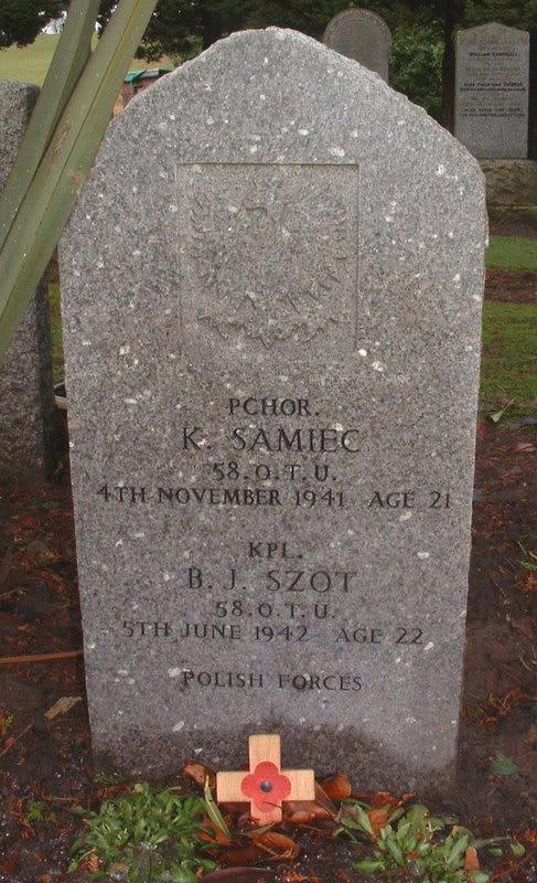 Samiec-Szot