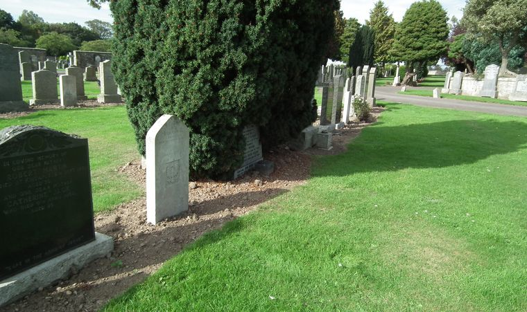 St Andrews – Western Cemetery