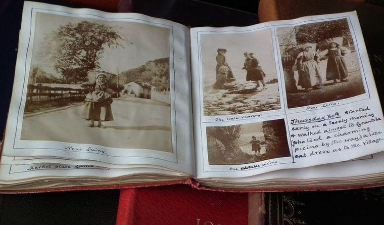 pamiętnik z podróży