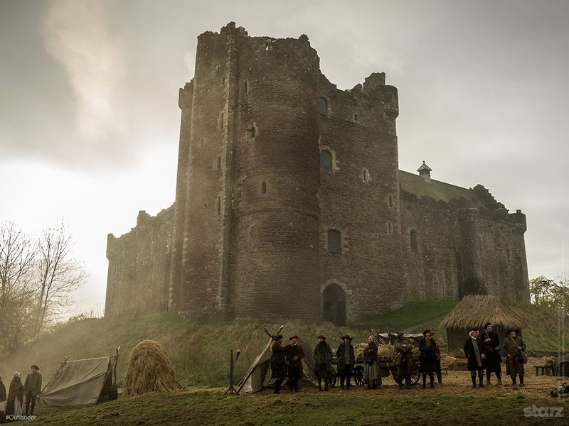 Castle leoch Outlander
