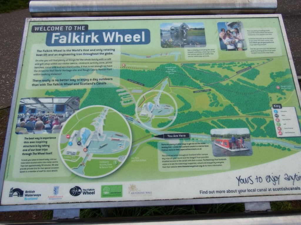 Falkirk Wheel -0001