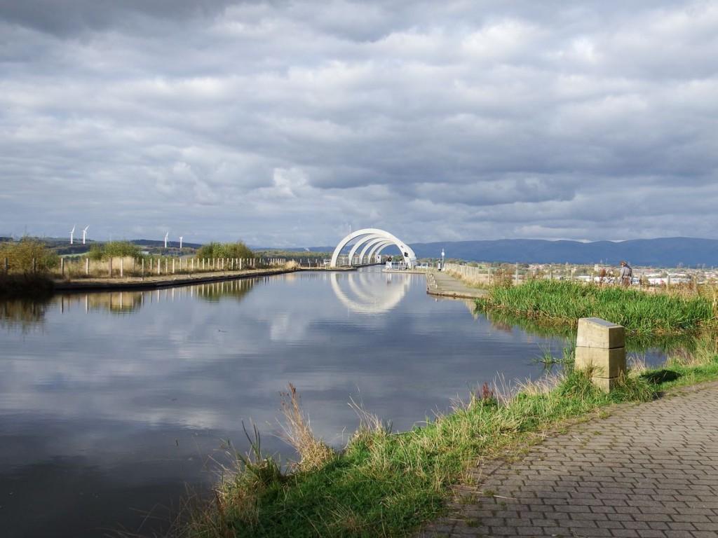 Falkirk Wheel -0029