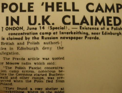 polskie obozy koncentracyjne na terenie Szkocji