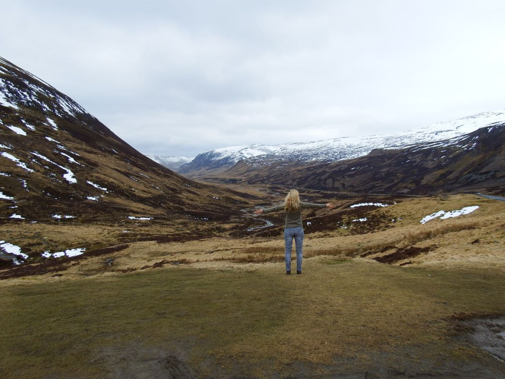 Cairnwell Pass -0015