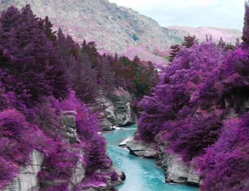 10 znanych miejsc w Szkocji które nie istnieją