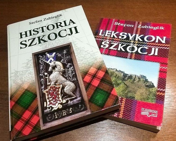 Historia Szkocji   Stefan Zabieglik
