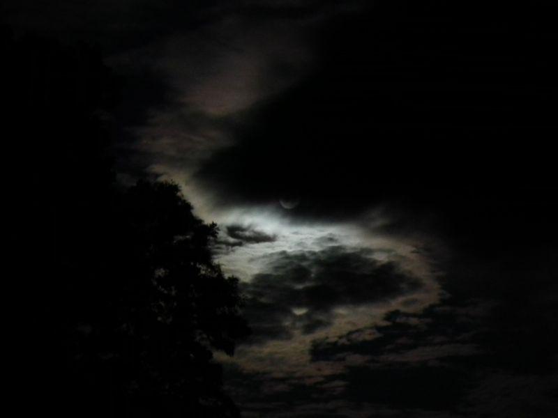szkockie niebo