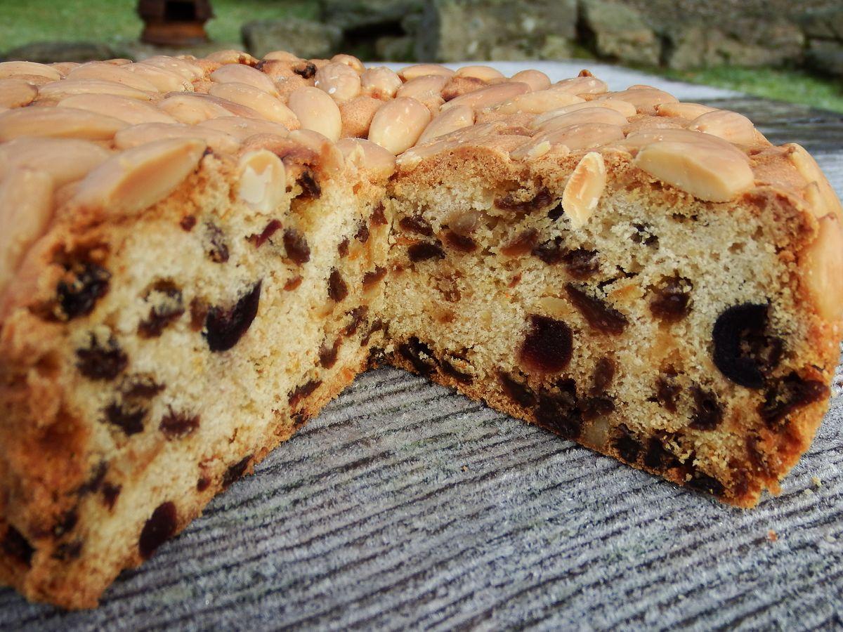 Dundee Cake - przepis