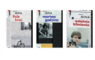 Denise Mina seria książek - Paddy Meehan